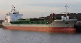 Scot Carrier is being built by the same Dutch yard and will be similar to the Scot Leader (above) which is a caller to Wicklow Port where timber products are imported from Sweden.