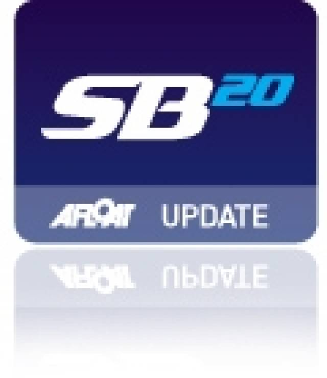 SB20 Sportsboat Numbers Build for DBSC Racing