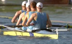 The UCD four at Henley