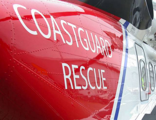 Surfer Lost At Sea Off Northern Ireland Returns To Thank Rescue Teams