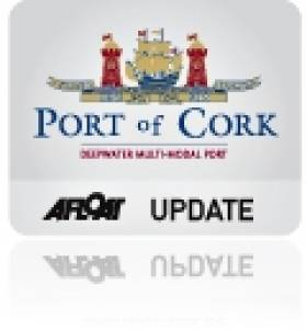 Port of Cork Traffic Up 10% in 2010