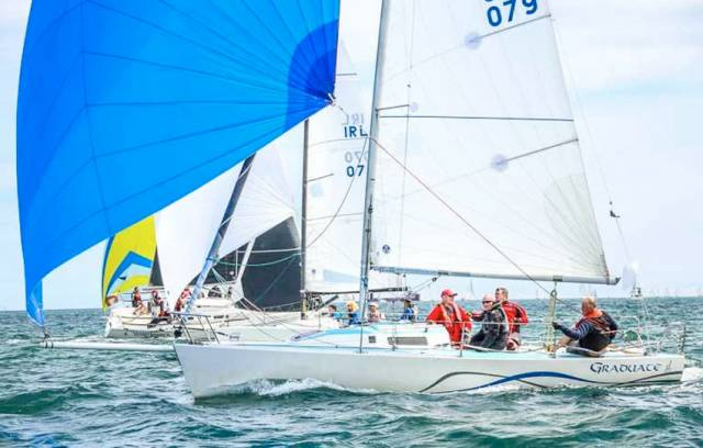 The Irish J/80 Championships will be run over three days as part of the Sportsboat Cup at the Howth Peninsula