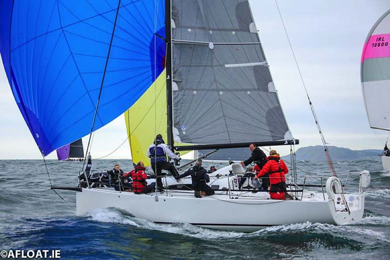 J/Boats' Jeff Johnstone Talks New J/99 In Video Interview