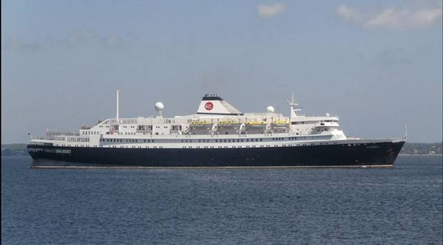 MV Astoria