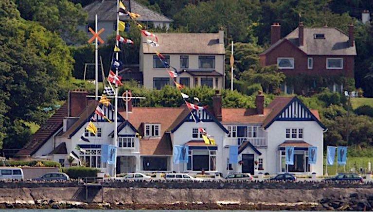 Charitable appeal - Royal North of Ireland Yacht Club on Belfast Lough