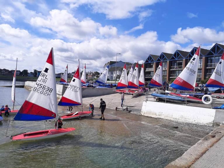 Ballyholme 'Sharks' Return to the Bay