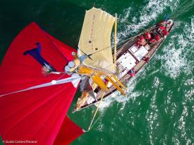 'Fiendishly Tricky' Racing at Cowes Classic Boats Week